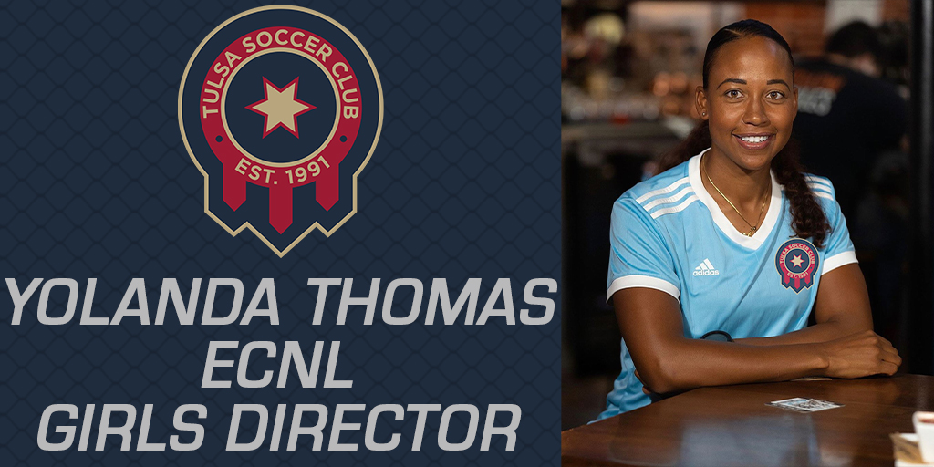 Girls Director of Coaching, Yolanda Thomas becomes One of Seven female ECNL Director's in the Nation